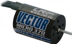LRP Vector Micro Brushless 370 Modified 6900