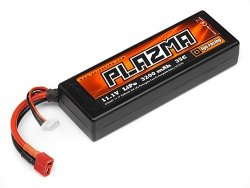 PLAZMA 11.1V 3200mAh 35C LiPo Battery Pack 35.52Wh