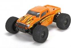 ECX Ruckus Monster Truck 4WD 1:18 RTR pomarańczowy