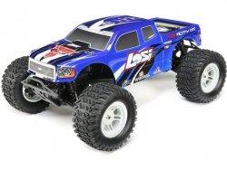 Losi Tenacity Monster Truck 1:10 4WD AVC niebieski