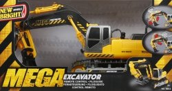 Koparka Mega Excavator New Bright zdalnie sterowana