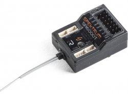 Spektrum DSMR - odbiornik 6CH SR6000T z telemetrią