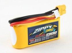 ZIPPY Compact 1300mAh 3s 40c Lipo 11,1v