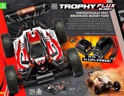 HPI Trophy Buggy Flux RTR 2.4GHz BRUSHLESS