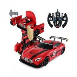Rastar: GT3 Transformer 1:14 2.4GHz RTR - Czerwony