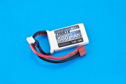 Akumulator Redox 500mAh 7,4V 20C