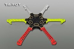 Hexacopter FY550 Rama 02