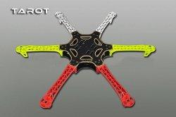 Hexacopter FY550 Rama 02