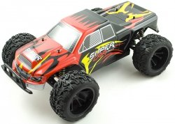 MODEL RC WLTOYS L313 MONSTER TRUCK 2,4GHz 1:10 50km/h