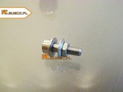 Piasta do śmigieł stałych 3,2 mm / 5mm M5 mała MP-JET