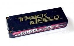 Dualsky 6350mAh 75C/6C 2S2P 7.4V RACE EDITION
