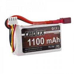 Redox 1100 mAh 11,1V 30C - pakiet LiPo