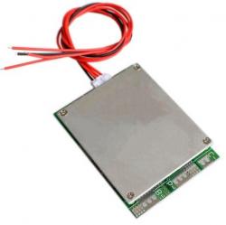 Moduł BMS PCM PCB ładowania i ochrony ogniw Li-Ion - 3S - 11,1V - 100A - do ogniw 18650 - 70x51.5x1.6mm
