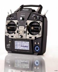 FUTABA T-8J 8-kanałowe komputerowe radio 2.4GHz FHSS/S-FHSS z od