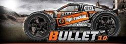 BULLET ST 3.0 1/10 4WD NITRO STADIUM TRUCK