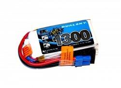Akumulator Dualsky 1300 mAh 35C/5C 11.1V