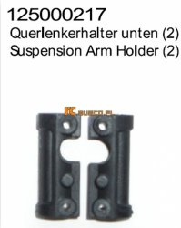 Suspension Arm Holder