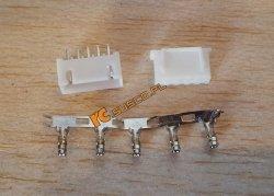 Wtyk balancera XH 4S - Złącze balancera 5 Pinów - para komplet