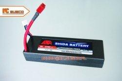 7.4V 2700mAH Li-po battery