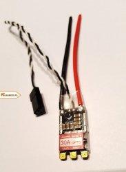 Regulator HGLRC 30A 2-5S Dshot600 BLHeli_S