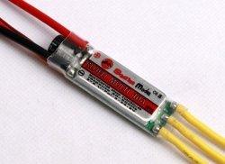 Regulaor ESC Sunrise BLHELI Multi-40A Slim - 2-6S - montaż do ru