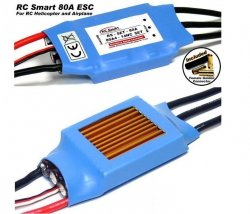 Regulator RC Smart Brushless 80A