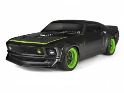 MICRO RS4 1969 FORD MUSTANG RTR-X 1/18 4WD ELECTRIC CAR