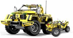 Bumblebee Pickup - do zbudowania z klocków - ZDALNIE STEROWANY