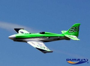 Akrobacyjny i szybki Durafly EFXtra Racer (PNF) Green Edition High Performance 975mm