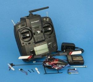 NINE EAGLE Solo Pro 125 V2 6ch - 2.4GHz.