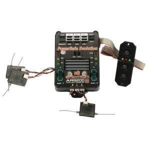 Spektrum DSM2 - odbiornik 9Ch AR9200 PowerSafe Evolution Rx