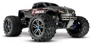 1/10 E-MAXX 4WD TSM z napędem bezszczotkowym