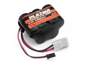 Pakiet odbiornika HPI Plazma 6.0V 4300mAh NiMH