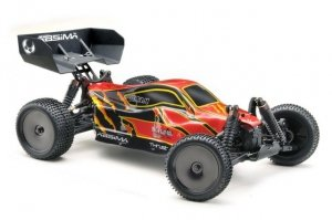 Model Buggy RC 1:10 EP ABSIMA AB3.4 4WD KIT do samodzielneg