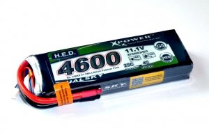 Dualsky 4600 mAh HED 25C/4C 11.1V
