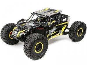 Losi Rock Rey Rock Racer 1:10 4WD AVC RTR niebiieski