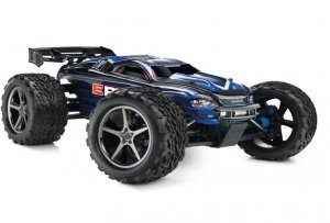 Traxxas E-REVO Monster Truck 4WD 2,4GHz RTR 1/10