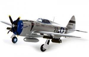 P-47D Razorback 1.2m BNF Basic