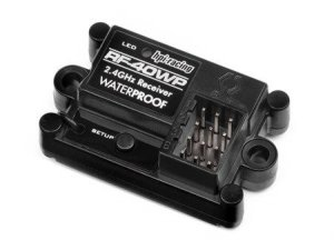 HPI RF-40WP RECEIVER (2.4GHz/3ch) Waterproof