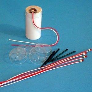 Elektryczny zapalnik dla świec AX-60 - 5szt