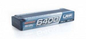 6400mAh 7.6V (2S) 120C/60C hardcase LRP P5-HV TC Ultra LCG GRAPHENE