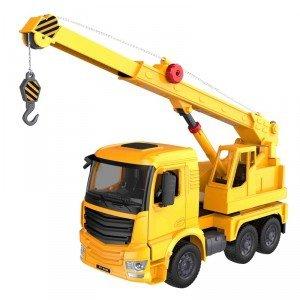 Double Eagle: Ciężarówka z dźwgiem (dźwięki i światła, ręczna obsługa dźwigu)