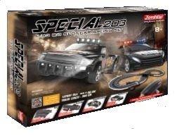 Joysway Zestaw Slot Cars Superior 203 1:43 - 308cm, ósemka
