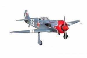Yak-3U Steadfast - model samolotu R/C