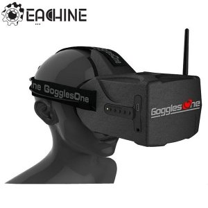 GogglesOne FPV Eachine One 5,8GHz 40CH 1920x1080