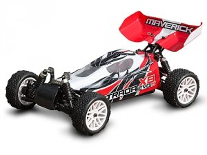 Karoseria Buggy Painted Body Red (Strada EVO XB)