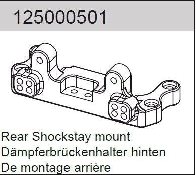 Rear shockstay mount Mad Rat