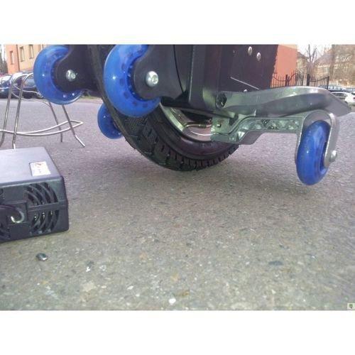 Pojazd elektryczny eMonoCykl B25KMR Holder jak Segway