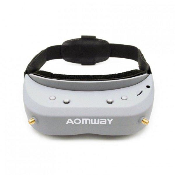 Aomway Gogle Aomway Commander V1 3D 5.8GHz, 40CH, 854x480, FOV32, DVR