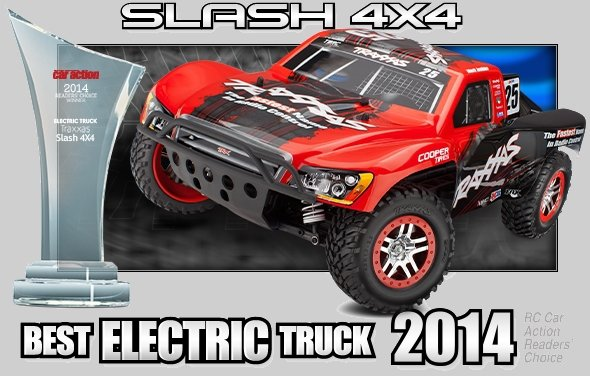 1/10 4X4 SLASH SHORT COURSE TRUCK AUDIO / TSM